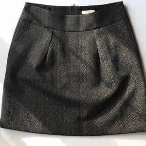 Ann Taylor Loft mini skirt
